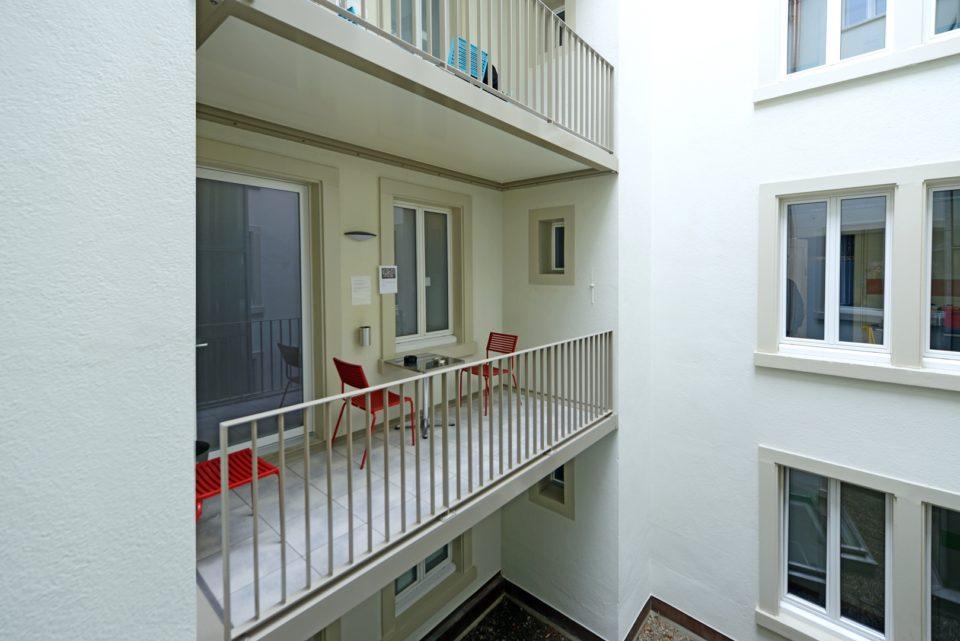 Heilsarmee Männerwohnhaus