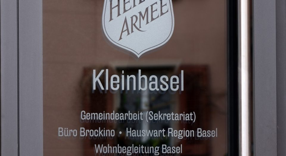 Heilsarmee Wohnbegleitung
